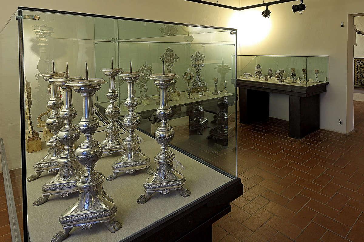 sala degli argenti