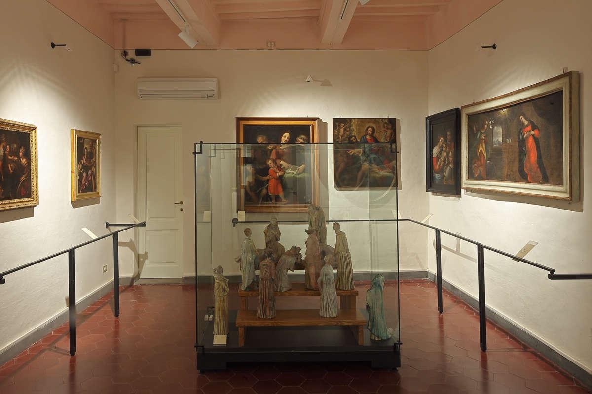 sala della sacra famiglia